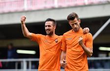 Máyor es retroba amb el gol per assegurar un any més de plata