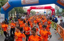 Èxit de participació i solidaritat en la Cursa de la Dona de Reus