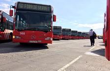 Los conductores de la EMT: «El autobús más nuevo de la flota tiene diez años»