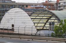 La reparació de la coberta del Ploms millorarà la seguretat de l'estructura