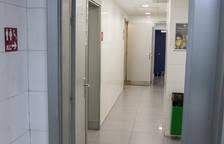 Una infermera denuncia el tancament dels lavabos del Pallol els diumenges