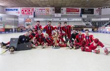 Conjura roig-i-negra per repetir èxit a la màxima competició continental