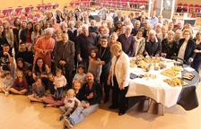 Creixell homenatja a Sisqueta Figuerola Cañellas pel seu 90 aniversari