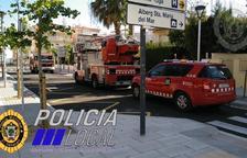 La Policía Local del Vendrell ha actuado en un escape de gas en una vivienda de Sant Salvador.