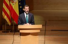 JxCat i ERC denuncien davant la Junta Electoral un acte del rei a Barcelona