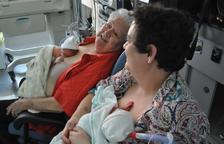 El método canguro con 24 años de historia en el Hospital Joan XXIII