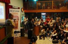 Prop de 1.000 persones van participar a les xerrades científiques.