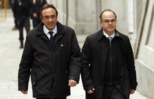 rebran la visita del 131è president de la Generalitat.