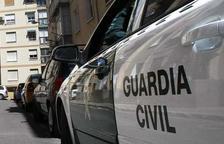 La Guardia Civil continua con la investigación para aclarar la procedencia del dinero.