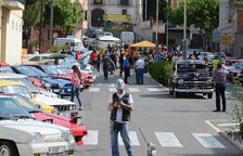 El Morell acoge una nueva edición del encuentro de vehículos clásicos