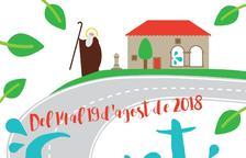 Itziar Solla diseñadora del cartel de Sant Magí 2018