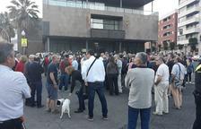 Imagen de la concentración en la Imperial Tarraco.