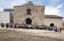 Unes 300 persones participen a la Caminada Contantí-La Canonja
