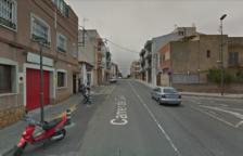 El atropello se produjo en la calle Gaià.