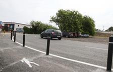 La playa Llarga 'estrena' parking y la de la Mòra tendrá un chiringuito
