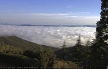 Estudien incloure les Muntanyes de Prades en l'àrea protegida contra la contaminació lumínica