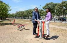 L'Ajuntament ha instal·lat dues noves instal·lacions lúdiques a Sant Pere i Sant Pau i a la Móra.