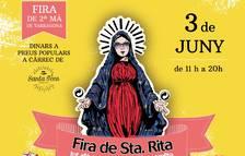La Fira Santa Rita vol incentivar el consum responsable i el reciclatge dels objectes.