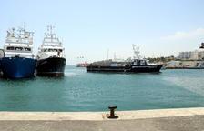 El passeig marítim de l'Ametlla de Mar s'amplia entre el moll de Llevant fins a la platja de l'Alguer