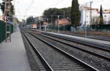Más de 50 minutos de retraso por una avería en la estación de trenes en Salou