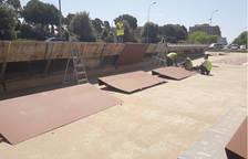 La plaza del Canal dispondrá de un nuevo revestimiento