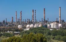 Repsol inicia la parada en el área de combustibles en el Complejo de Tarragona