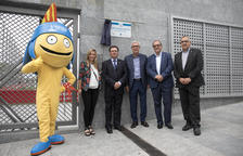 La Pobla de Mafumet, preparada per acollir la competició de futbol dels Jocs 2018