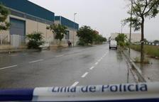 La presunta autora del asesinato en Reus llegó al polígono en el mismo coche que la víctima