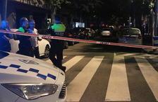 La calle de Vilanova i la Geltrú donde ha aparecido muerta con signos violentos una niña de 13 años.