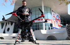 El pla director de seguretat dels Jocs Mediterranis inclou drons de vigilància