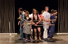 Gairebé 4000 assistents a la 25a Mostra de Teatre Jove de Tarragona