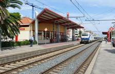 El hombre fue localizado por los Mossos d'Esquadra en la estación de Segur de Calafell.