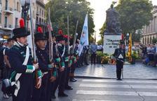 Commemoració dels 207 anys de la Guerra del Francès a Tarragona