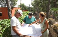 L'urbanització de Parcel·les Iborra crearà entre 50 i 75 habitatges nous
