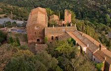 Un concert de violí i clavicèmbal complementa les activitats al Castell Monestir d'Escornalbou