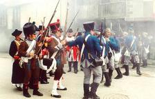 En el acto participarán grupos militares de recreación histórica de la época napoleónica.