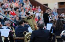 La Banda Unió Musical de Tarragona commemorarà els Jocs Mediterranis