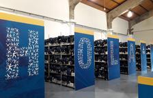 El centre logístic de Tarragona 2018 obre les portes