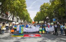 La comunitat rifenya de Tarragona reivindica els drets del seu poble