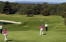 El Golf Costa Daurada lo tiene todo a punto para acoger las pruebas de los Juegos