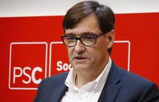 El PSC celebra que «un cop més» els socialistes guanyen les eleccions espanyoles, segons els sondejos