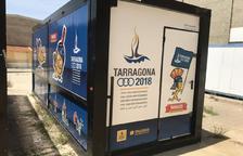 Les botigues del marxandatge de Tarragona 2018 a punt per als Jocs