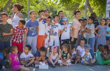L'Escola Sant Salvador clausura els seus propis Jocs Mediterranis