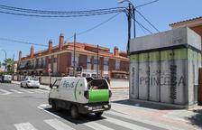 El transformador pasará a ocupar la esquina entre la calle de Immaculada y el de la Iglesia.
