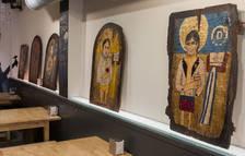 El Despertaferro explota la tirada del mural y muestra ahora a Anna Gabriel en retablo