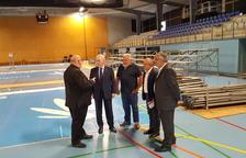 El Morell, a punt per a la competició de bàdminton dels Jocs