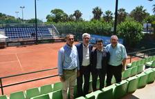 El Club de Golf Costa Daurada i el Tennis Tarragona, preparats per als Jocs