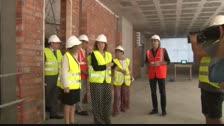 Ester Capella inaugura el sábado el nuevo Palacio de Justicia de Tortosa