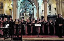Imagen de una edición anterior de este concierto que se lleva a cabo después de la primera Tronada.