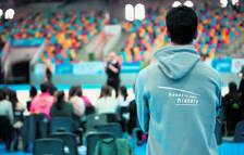 Els voluntaris dels Jocs, «esperit de servei i ganes de fer tarragonisme»
